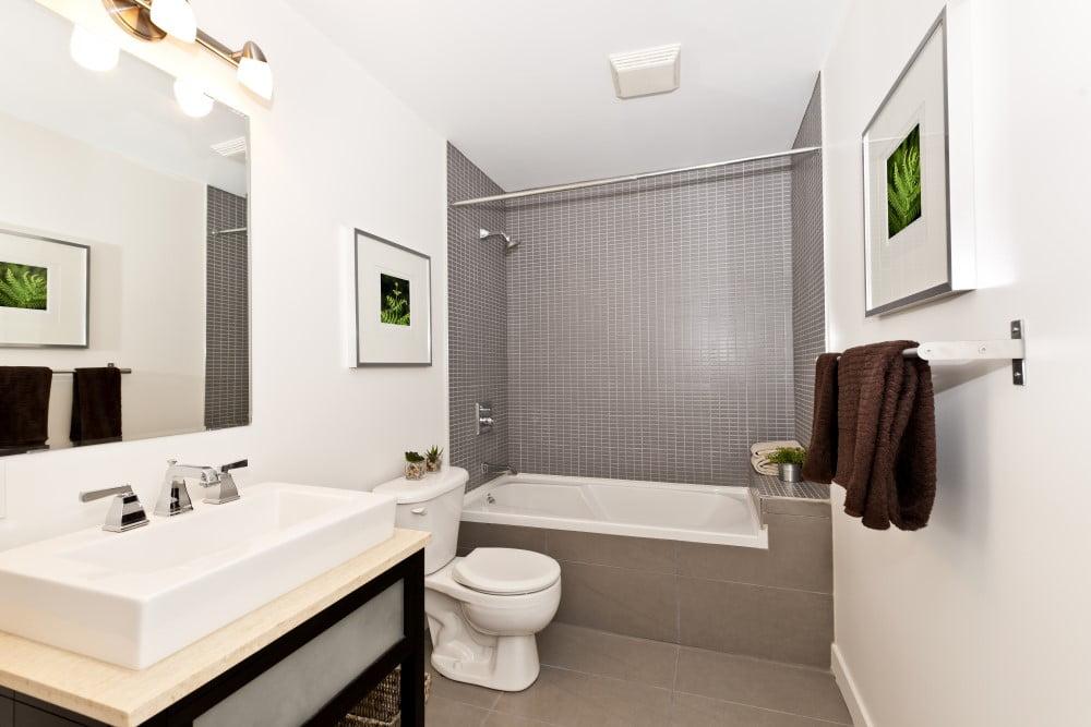 5 gode grunde til at få et nyt badeværelse