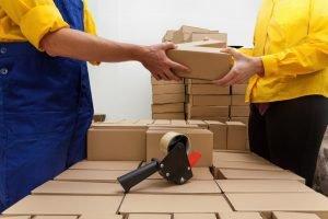 Dette udstyr er uundværligt i enhver produktion med pakkeri